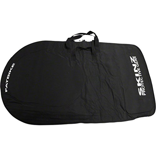 Skinz Protective Gear Bike Soft Fat Tire Bike Travel Case, 4/5-Inch