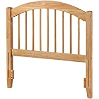 Windsor Headboard, Twin, Natural