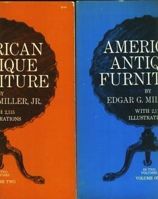 American Antique Furniture: A Book for Amateurs, Vol. 1 (Collecting Antique Furniture)