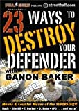 Basketball Coaching Dvd Ganon Baker 23 Unstoppable Scoring Moves & Counter Moves: Skills Instruction Video