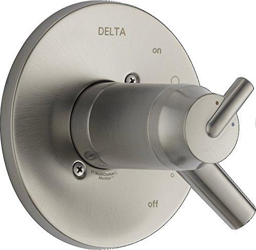 Delta Faucet T17T059-SS Trinsic Tempassure 17T Series Valve Trim, Stainless