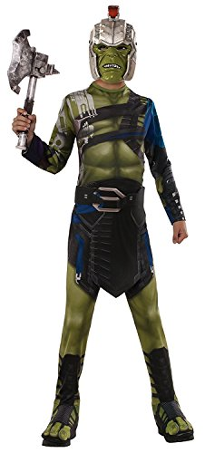 Rubie's Costume Co Thor: Ragnarok Child's Warrior Hulk Value Costume