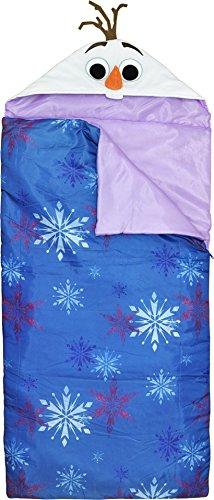 Disney Frozen Olaf Hoodie Sleepover Bag by Disney