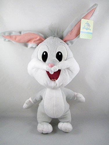 Baby Looney Tunes Stuffed Rabbit - Baby Bugs Bunny - 15
