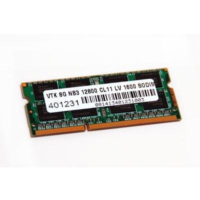 Visiontek 900642 8GB NB3 12800 DDR3L Low Volta (900642)