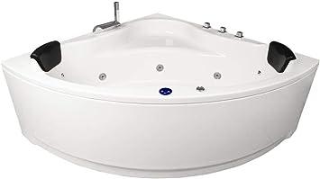 Whirlpool Badewanne Karibik Basic Made In Germany 130 X Amazon De Elektronik