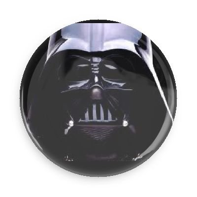 Star Wars; Darth Vader 3.0 Inch Fridge Magnet]()