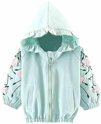 Naladoo Newborn Baby Girl Top Pants Set Solid Zipper Jacket Kid Sport Outfits