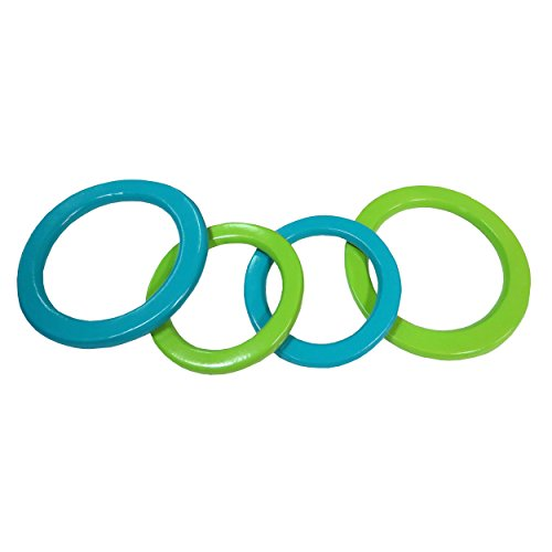 41OmHsCtzjL - Texas Recreation Floating Foam Ring Toss Game for Swimming Pools
