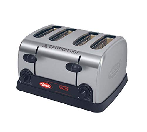 Hatco S S 4-Slot 120V Commercial Popup Toaster