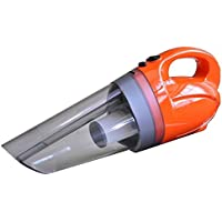 Car Vacuum Cleaner - Bovini DC12V Portable Handheld Vacuum Cleaner - 4000PA Strong Suction - Wet/Dry Vacuum