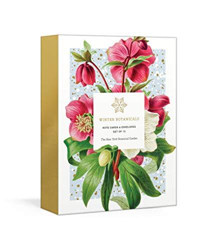 (Winter Botanicals: Note Cards and Envelopes: Set of 12 (New York Botanical Garden))