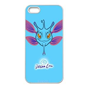 iPhone 5 5s Cell Phone Case White Defense Of The Ancients Dota 2 PUCK 005 OIW0478359