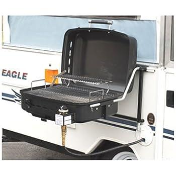 Amazon Com Rv Mounted Bbq Motorhome Gas Grill Bbq Trailer