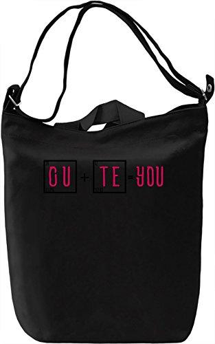 You Are Cute Borsa Giornaliera Canvas Canvas Day Bag| 100% Premium Cotton Canvas| DTG Printing|
