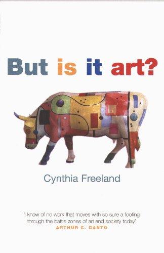 But Is It Art Cynthia Freeland Pdf