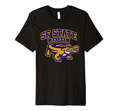 SF State Gators Women's College NCAA T-Shirt RYLSFS06