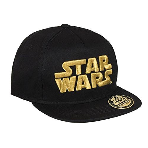 Star Plana Wars Visera Gorra dorado vwqXfxxE5