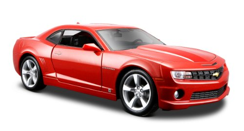 maisto-124-scale-2010-chevrolet-camaro-ss-rs-diecast-vehicle-colors-may-vary