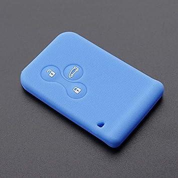Funda de silicona para llave de coche Renault Clio Megane R.S. ...