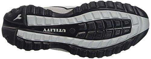 De Glove S1p Gris Text Eu Ombra Travail Alluminio Adulte 36 Hro Diadora Chaussures Mixte grigio grigio Ii YqtWdd