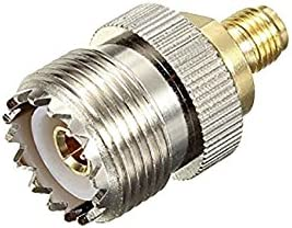 Adaptador Antena UHF-SMA para Emisora BAOFENG-POFUNG: Amazon ...