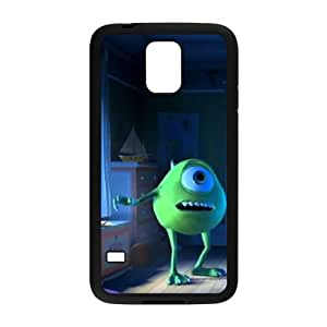 Samsung Galaxy S5 Cell Phone Case Black Monsters, Inc Plastic Clear Phone Cases XPDSUNTR32217