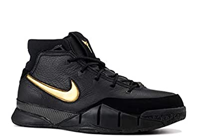 473421e4290e2 Image Unavailable. Image not available for. Color  Kobe 1 Protro  Mamba Day   - Aq2728-002 - Size 10 Black