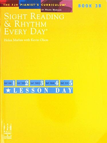 Sight Reading & Rhythm Every Day, Book 3B (Bk. 3b) (Music Rhythm Sheet)
