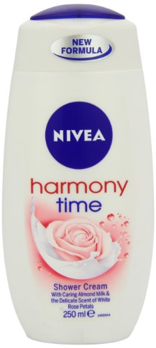 NIVEA Harmony Time Shower Cream 250ml