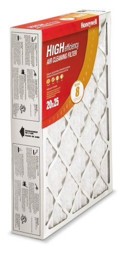 Honeywell CF100A1025 4.5-Inch High Efficiency Air Cleaner Filter