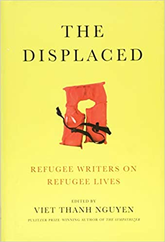 Image result for the displaced: refugee writers on refugee lives