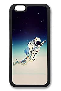 6 Case, iPhone 6 Case Jump From Space Red Bull Felix Baumgartner Illustration Creativity TPU Silicone Gel Back Cover Skin Soft Bumper Case Cover for Apple iPhone 6 by mcsharksby Maris's Diary