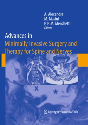 Advances in Minimally Invasive Surgery and Therapy for Spine and Nerves: 108 (Acta Neurochirurgica Supplement) Pdf