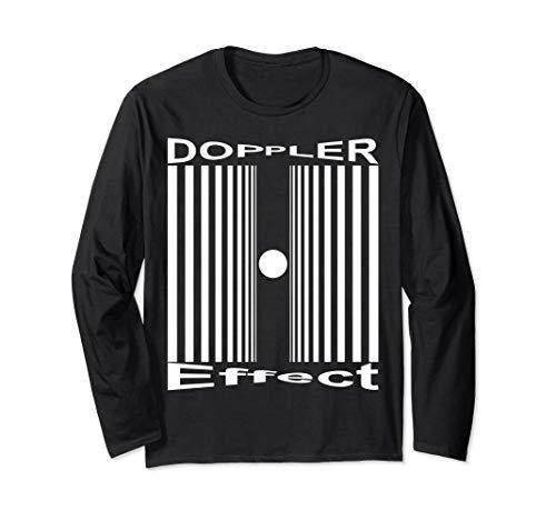 Sheldon Halloween Doppler Effect (Sheldon Nerdy Doppler Effect Halloween Costume Science Gift Long Sleeve)