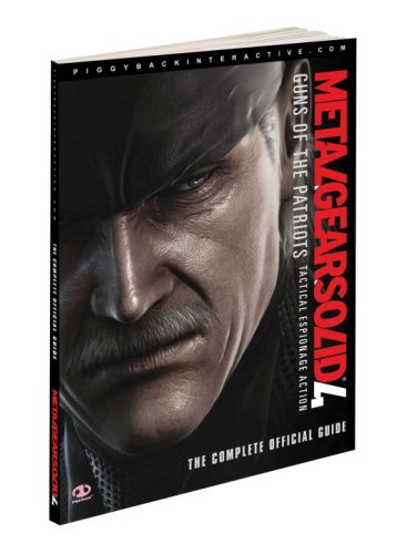 (Metal Gear Solid 4: Guns of the Patriots, Tactical Espionage Action, The Complete Official Guide)