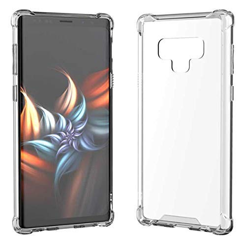 save off bb9ac 10736 Amazon.com: LOVE MEI Pure Series for Samsung Note 9 Case Clear Pack ...