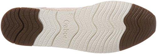 Gabor Rame Shoes para Derby Gabor Skin Multicolor Cordones Casual Zapatos de Mujer FOg7U