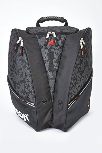[Athalon Tri-Athalon Kids Boot Bag, Night Vision] (Next Kids Boots)