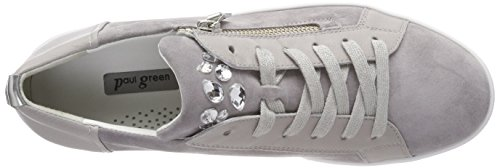 Quarz Green Paul 2 Femme Quarz Baskets RS Gris Multicolore Mastercalf w4Sq48v