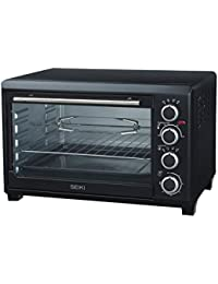SEIKI Extra Large 2000W Electric Convection Countertop Toaster Oven