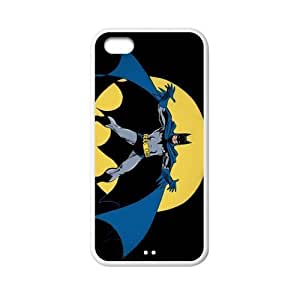 Custom Batman Back Cover Case for iphone 5C