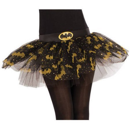 Costumes On Guys Halloween Try (Wonder Woman Tutu Skirt Halloween Costume Accessory ( Batgirl ))