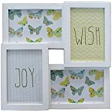 Wf981 Collage Photo Frame for 4 Photos (white)