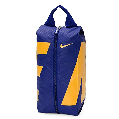 Nike Tasche Team Training Shoe Bag, blau, 34 x 17.8 x 15 cm, 9 Liter, BA4926-455