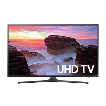 Samsung UN50MU630D 50' 4K UHD Smart LED TV
