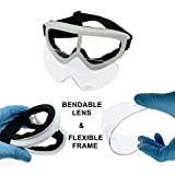 LJDJ Safety Goggles - Pack of 2 - Glasses