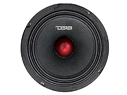 DS18  DS18 Gen-M10 10-Inch 580 Watts Midrange Speaker DS-M10