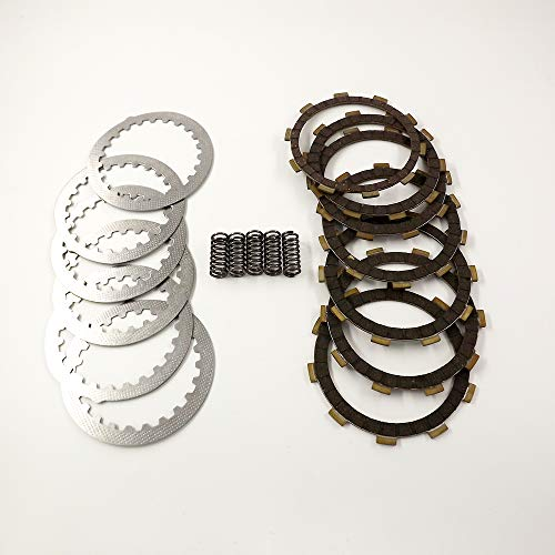 labwork-parts Clutch Kits Fit for Yamaha Blaster 200 YFS 1988-2006 with Heavy Duty Springs