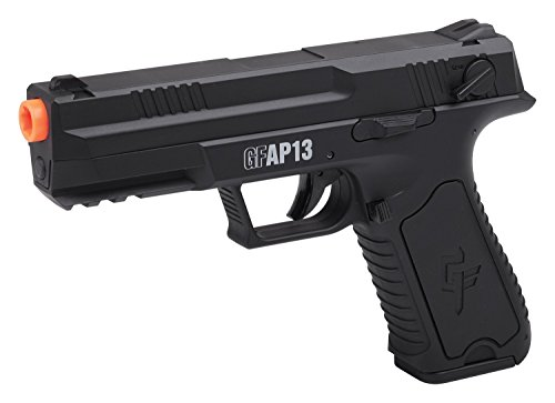 electronic airsoft pistol - 2